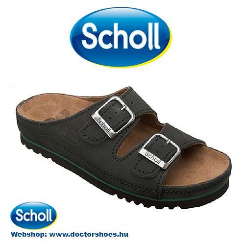 Scholl Air Bag fekete | DoctorShoes.hu