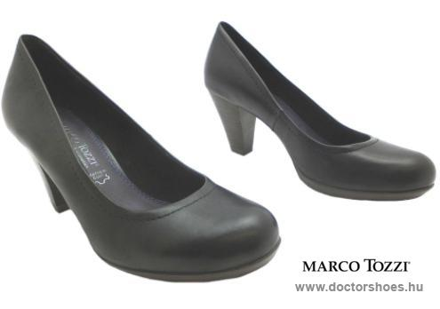 Marco Tozzi Merry Black | DoctorShoes.hu