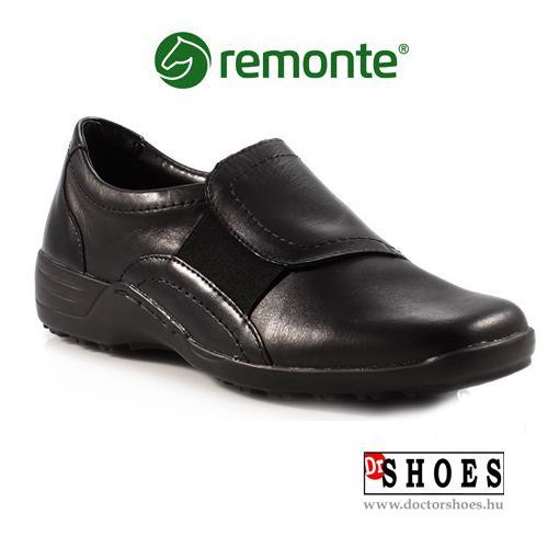 Remonte Solin Black | DoctorShoes.hu