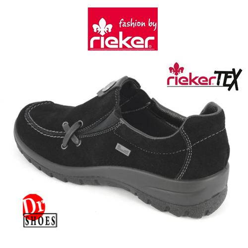 Rieker Ketty Black | DoctorShoes.hu