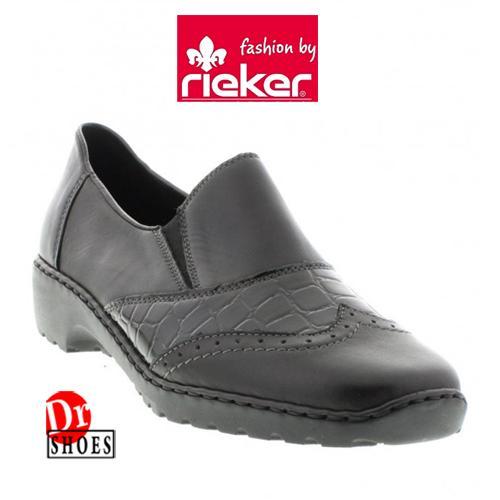 Rieker Levin Black | DoctorShoes.hu