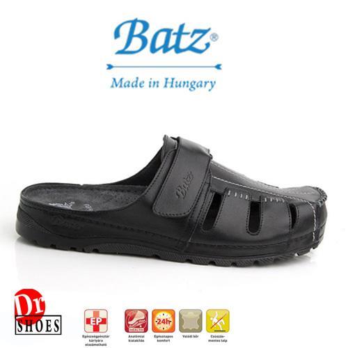 Batz KZ Fekete   DoctorShoes.hu