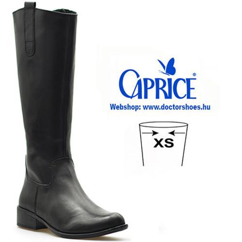 Caprice Shaft Black | DoctorShoes.hu