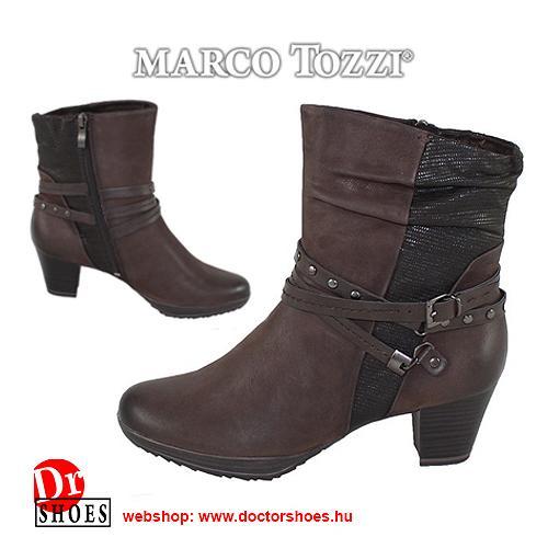 Marco Tozzi Nowa Braun | DoctorShoes.hu