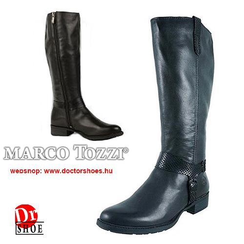 Marco Tozzi Rial Black | DoctorShoes.hu