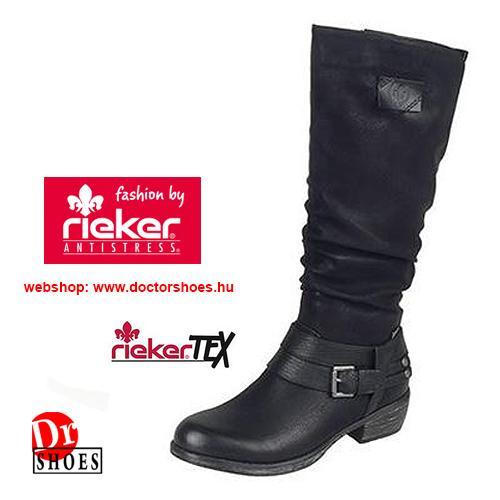 Rieker Forza Black | DoctorShoes.hu