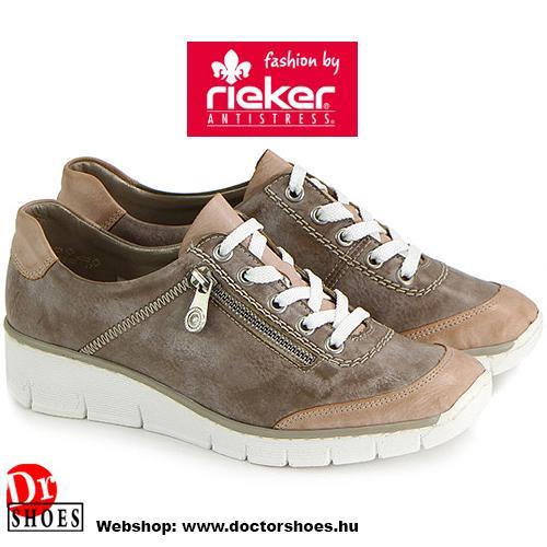 Rieker Legal Beige | DoctorShoes.hu