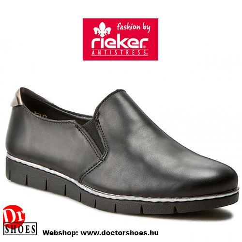 Rieker Swarz Black | DoctorShoes.hu