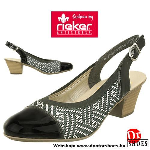 Rieker Pene Black   DoctorShoes.hu