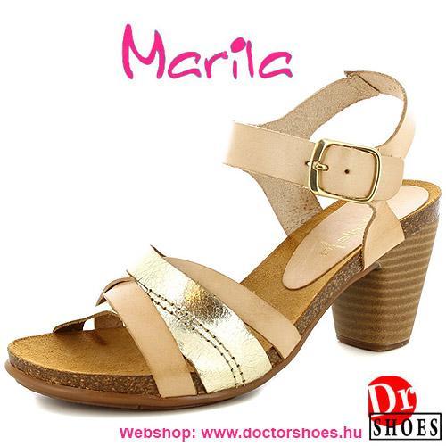 Marila Crazy Gold | DoctorShoes.hu