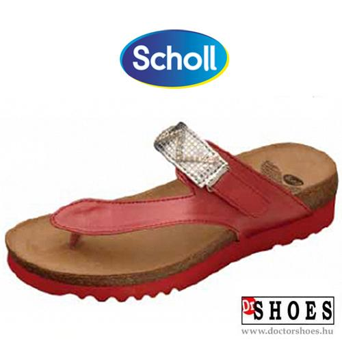 Scholl Yota Red | DoctorShoes.hu