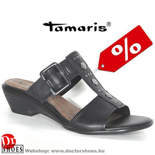 Tamaris Scot Black   DoctorShoes.hu