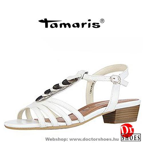 Tamaris Ice White   DoctorShoes.hu