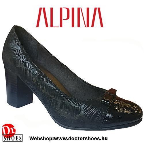 Alpina Allegra Black | DoctorShoes.hu