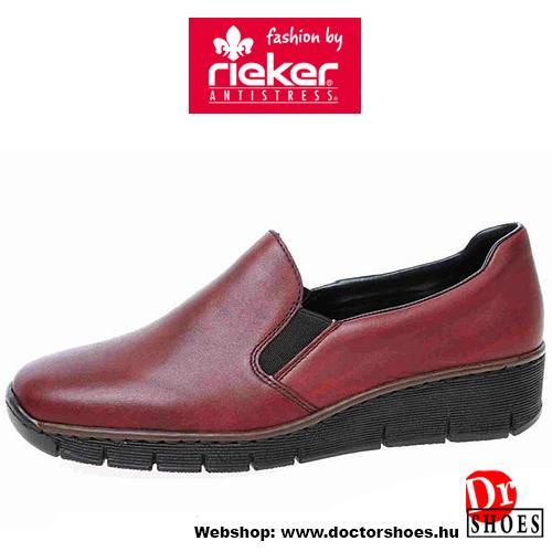 Rieker Orm Bordó | DoctorShoes.hu