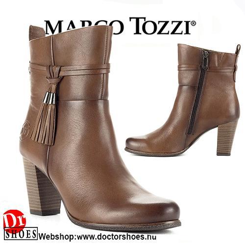 Marco Tozzi Asha Cognac | DoctorShoes.hu