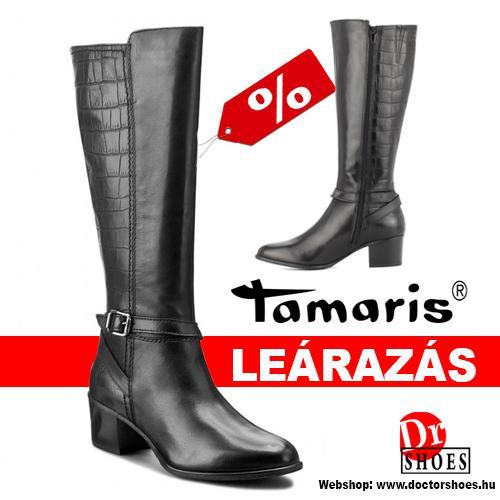 Tamaris Stock Black | DoctorShoes.hu