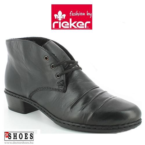 Rieker Elke Black | DoctorShoes.hu