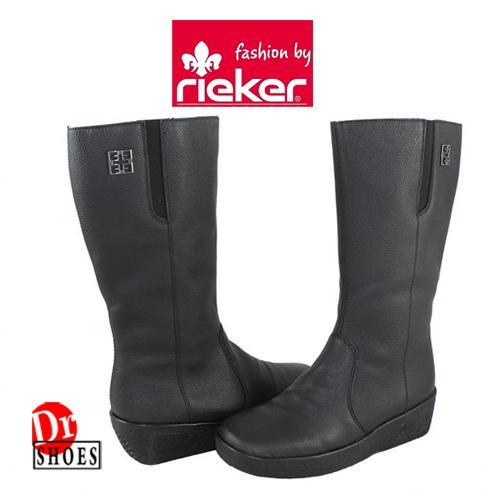 Rieker Wole Black   DoctorShoes.hu