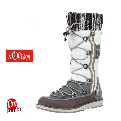 s.Oliver Ice White   DoctorShoes.hu