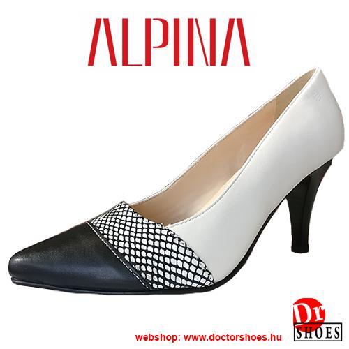 Alpina Lara Black | DoctorShoes.hu