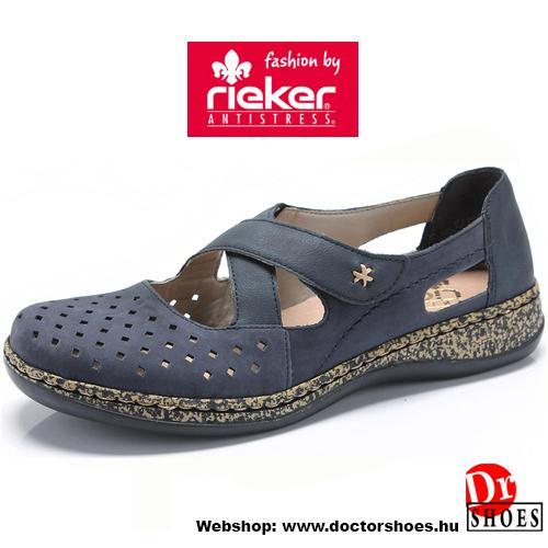 Rieker Cross Blue | DoctorShoes.hu