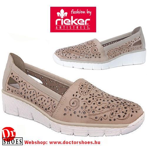 Rieker Yor Beige   DoctorShoes.hu