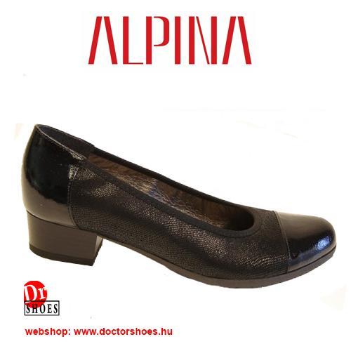 Alpina Gloria Black   DoctorShoes.hu