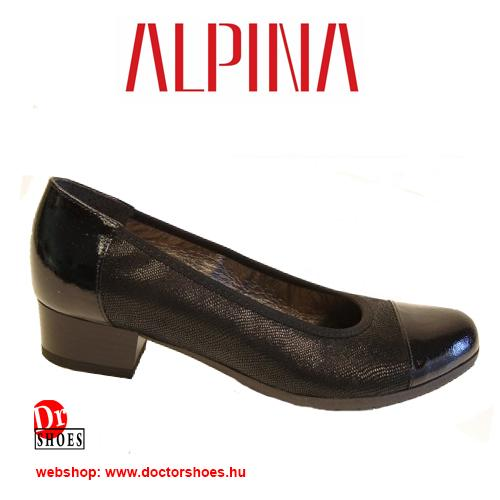 Alpina Gloria Black | DoctorShoes.hu