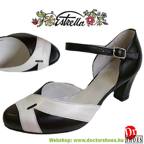 Estrella Elen Black   DoctorShoes.hu