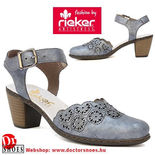 Rieker Lyps Grey   DoctorShoes.hu