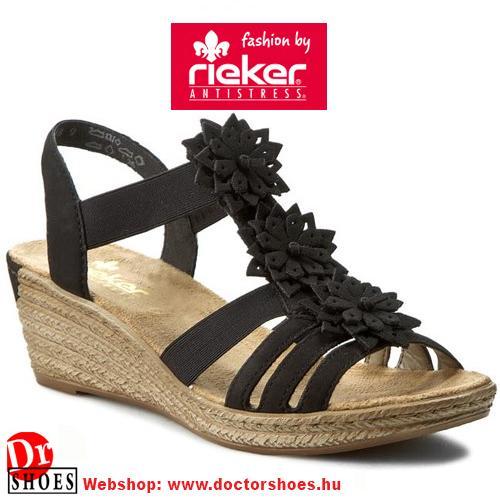 Rieker Selv Black | DoctorShoes.hu