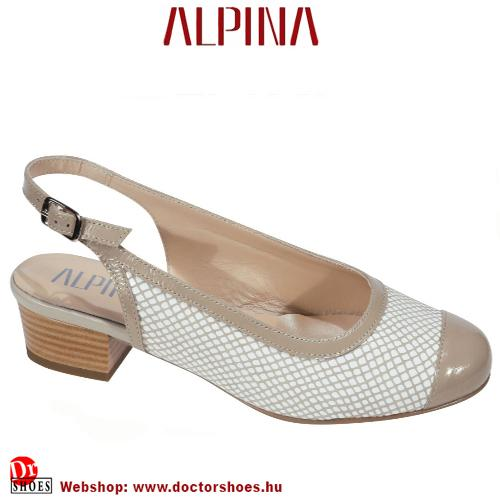 Alpina Sabia Beige | DoctorShoes.hu