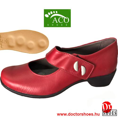 ACO Kute Red   DoctorShoes.hu