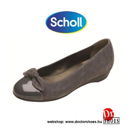 Scholl Delemont Grey | DoctorShoes.hu