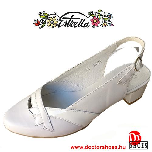 Estrella Slin White | DoctorShoes.hu