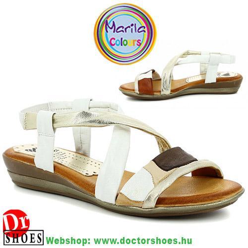 Marila Syra WhiteBraun | DoctorShoes.hu