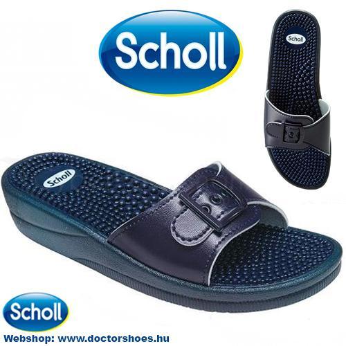 Scholl New Massage Blue | DoctorShoes.hu