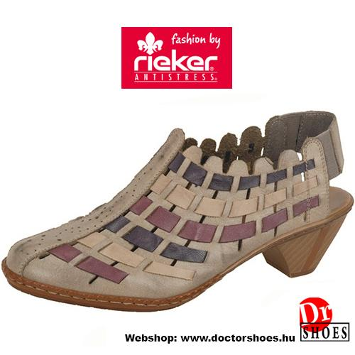 Rieker Tegre Braun | DoctorShoes.hu