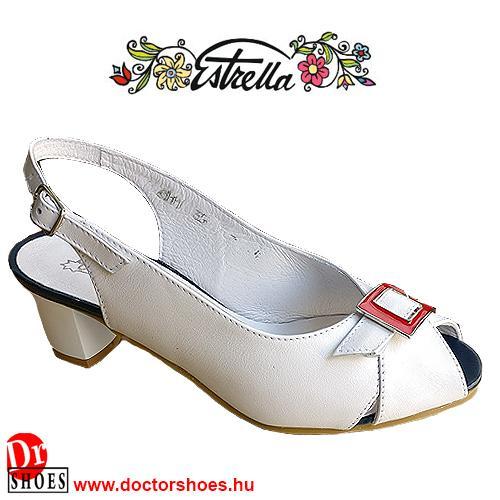 Estrella Jena White | DoctorShoes.hu
