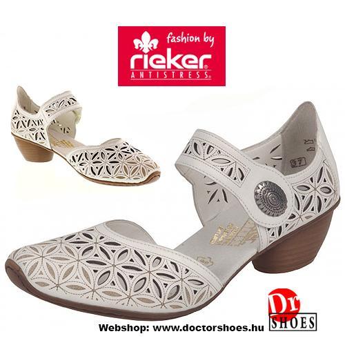 Rieker Genna White | DoctorShoes.hu