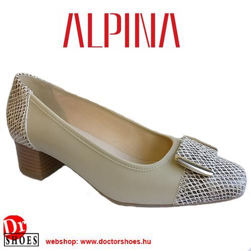 Alpina Marta Beige | DoctorShoes.hu