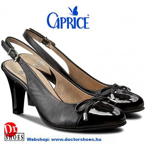 Caprice Foun Black | DoctorShoes.hu
