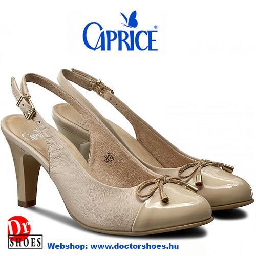 Caprice Foun Beige | DoctorShoes.hu