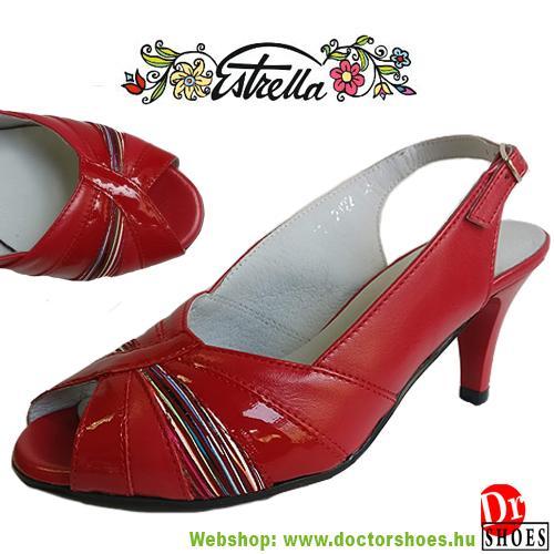 Estrella Dita Red | DoctorShoes.hu