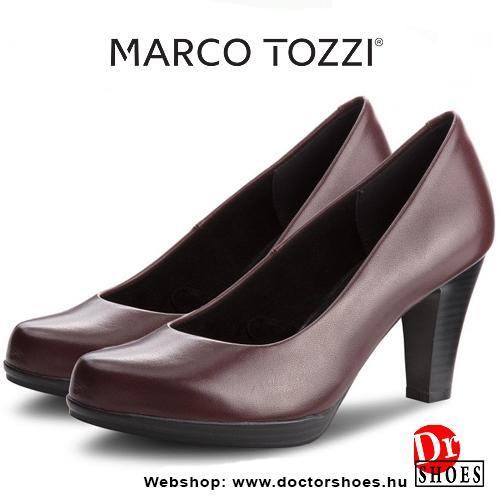 Marco Tozzi Drop Bordó | DoctorShoes.hu