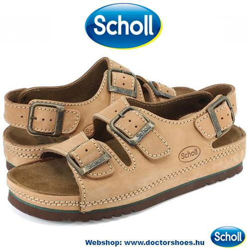 Scholl Strap Beige | DoctorShoes.hu