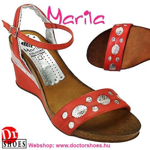 Marila Villar Red | DoctorShoes.hu