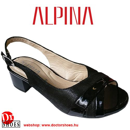 Alpina Amel Black | DoctorShoes.hu