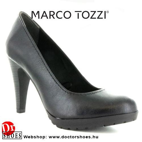 Marco Tozzi Art black | DoctorShoes.hu